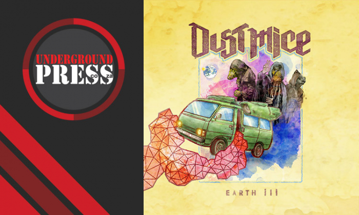 Review: Dust Mice – Earth III