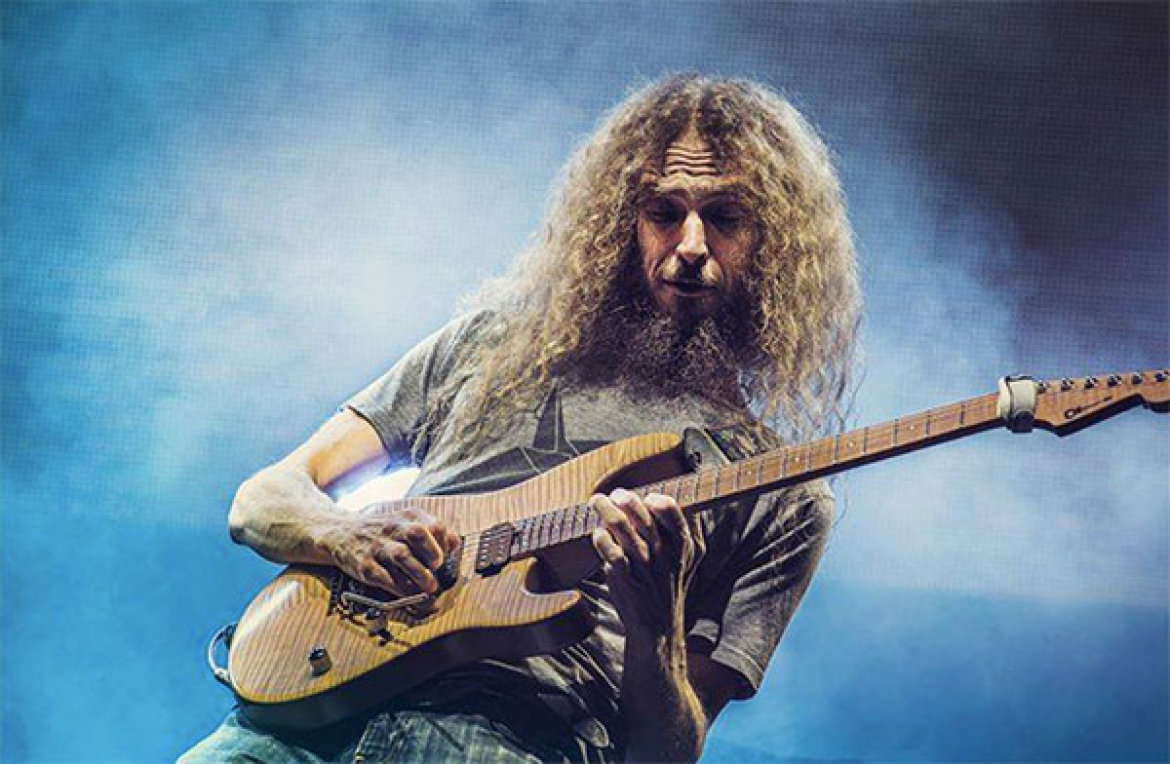 Guthrie govan lick library interview 2018