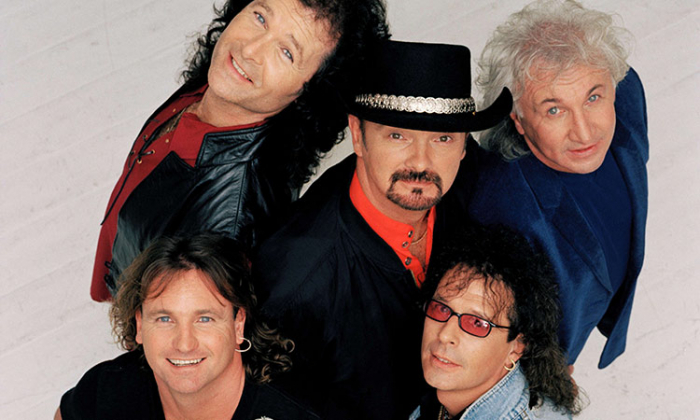70s sensation band Smokie Live at GrandWest in March