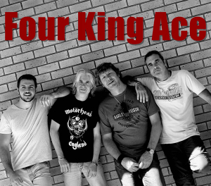 Listen: Four King Ace Release New EP 'Making It Up As We Go'
