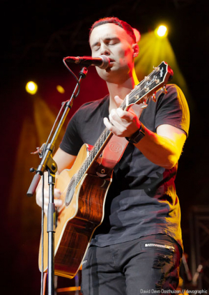 Daughtry supported by Jesse Clegg (Time Square Sun Arena Pretoria)
