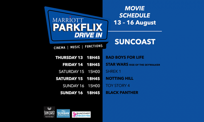 PARKFLIX: Ready, Set, Drive In & Enjoy!