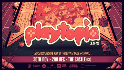 PLAYTOPIA: An Indie Games and Playful Media Festival!
