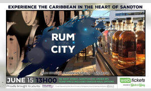 ARRRRRE You Ready For Rum In The City?