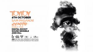 Complimentary Tickets for TOYTOY Feat. Sam Paganini