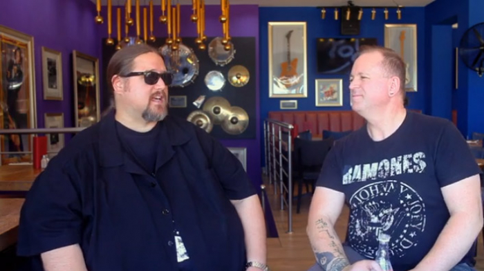 Watch: Interview With Andy Mac of Amp Events