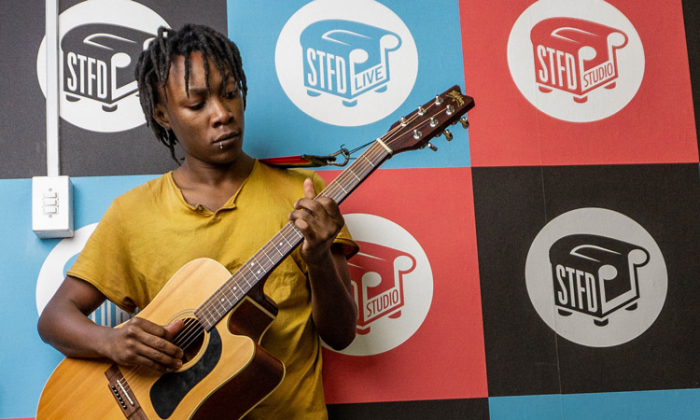 Stanley Sibande releases new single 'Falling Off The Edge'