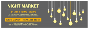 COWHOUSE NIGHT MARKET - 24 JUNE 2017