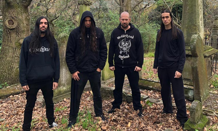 Brazil's NervoChaos Announce Dates for the South African tour.