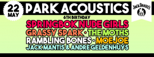 Park Acoustics 6 Year Birthday Bash