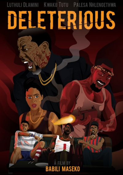 'DELETERIOUS' Debuts Online Today