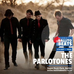 The Parlotones Set to Rock Ballito