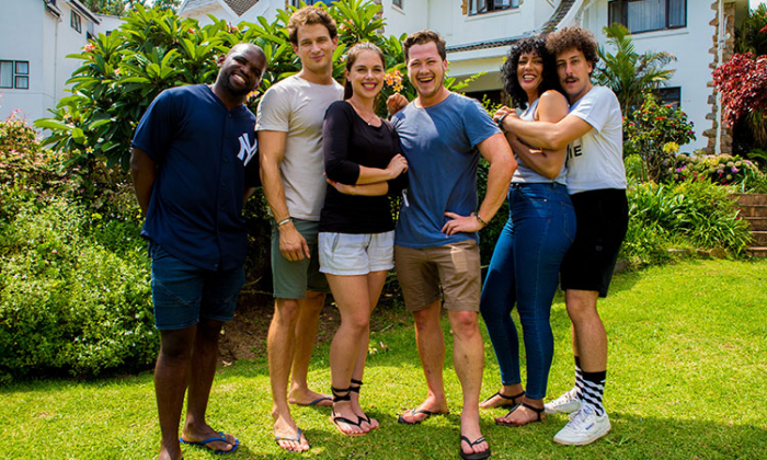 Streaking Sets The Stage For Sensational New Afrikaans Romcom!