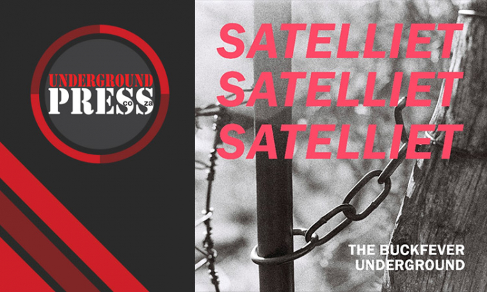 Review: SATELLIET – 'The Buckfever Underground'
