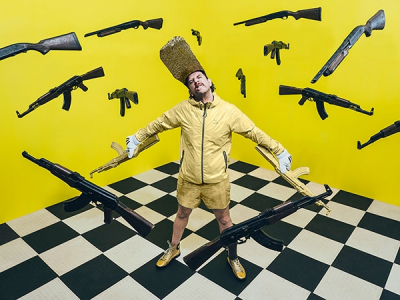 JACK PAROW Presents: 'My Koninkryk' Music Video and Album Launch