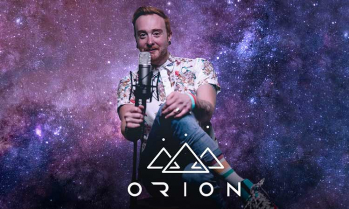 The Punk Rap Artist ORION Reveals His New Single, 'Invocations'