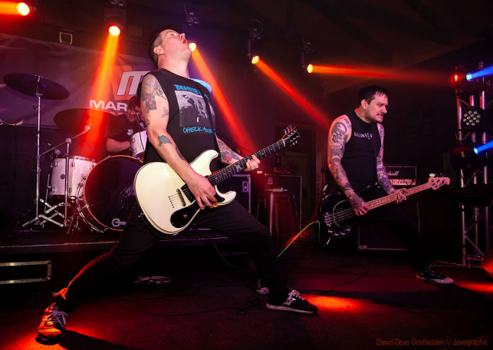 Teenage Bottlerocket - Sundowners 19 April 2019