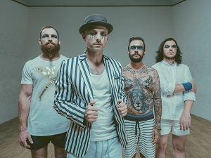 THE PARLOTONES: Brand New Album 'CHINA' ANNOUNCED