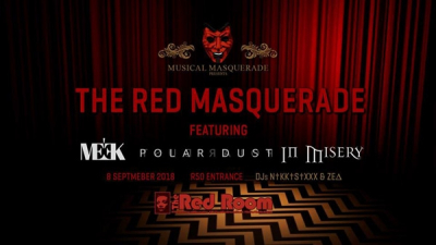 THE RED ROOM: The Red Masquerade