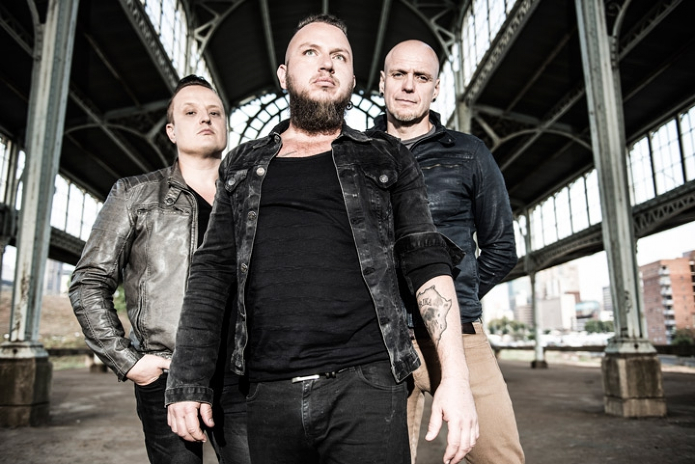 Before the Bellville explosion, before MTV, JUST JINJER was defining local music.