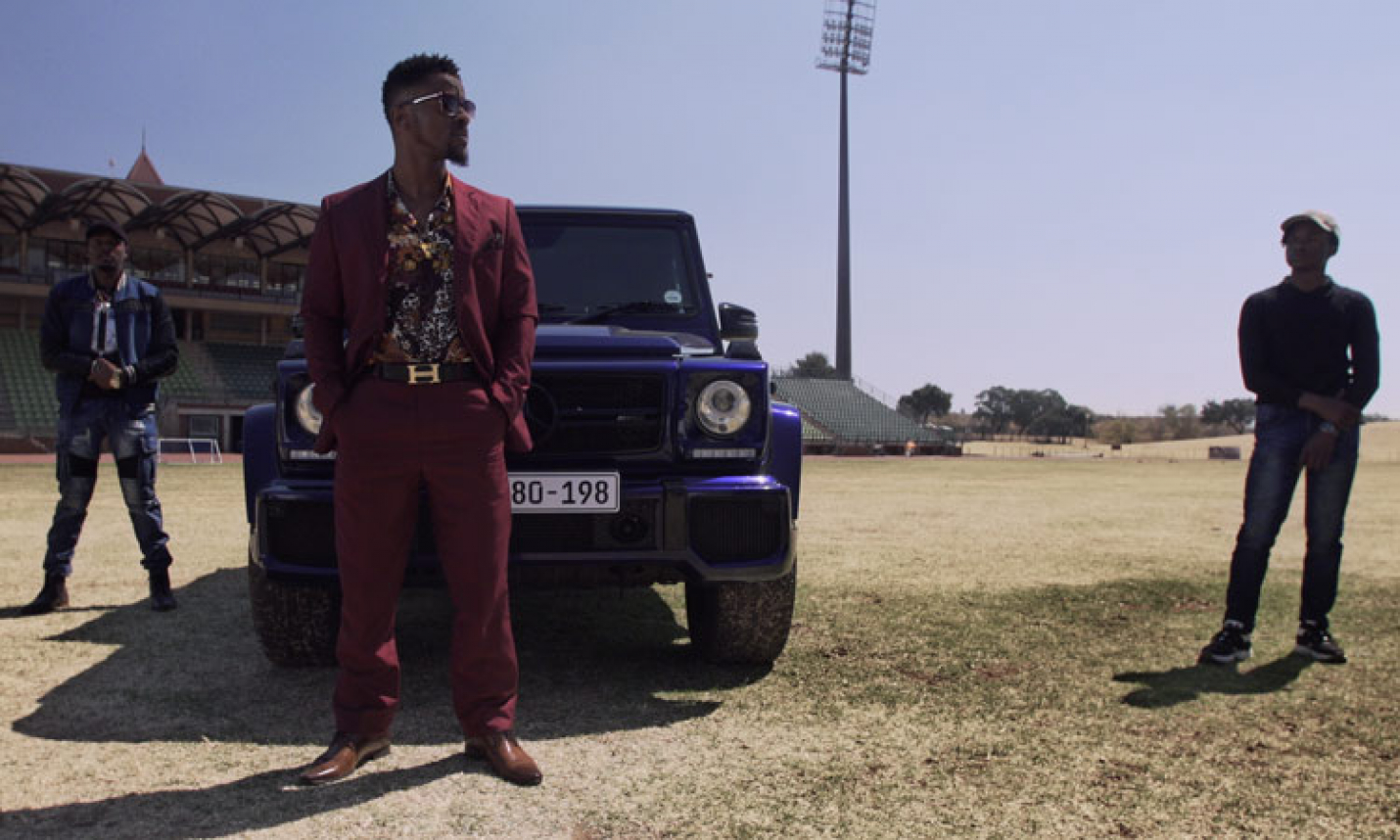 Kings Of Joburg Is Coming To Netflix This December