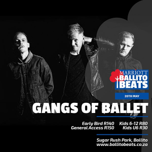 MARRIOTT BALLITO BEATS: GANGS OF BALLET & ALBERT FROST