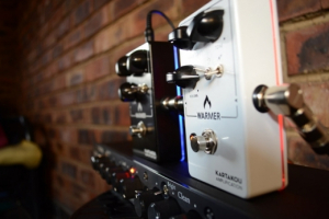 Watch: Kartakou Warmer and Colossus Preamp